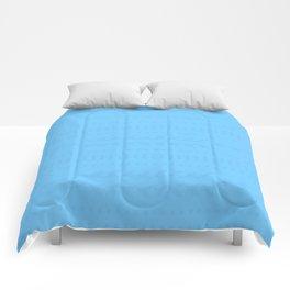 Maya Blue Comforters