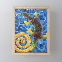 The Meaning of Life Framed Mini Art Print