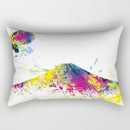 FUJI mountainsplash Japan Rectangular Pillow