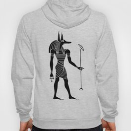 Anubis – God of ancient Egypt Hoody