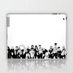 Naruto Hip-Hop Crossover Set 2 Laptop & iPad Skin