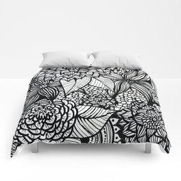 doodles Comforters