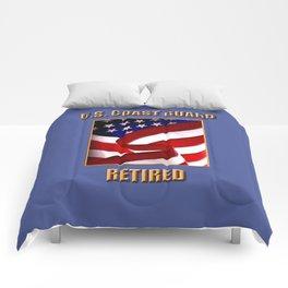 USCG ret. Comforters