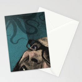 Cthulhu Fhtagn! Stationery Cards