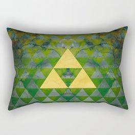 Link Geometry Rectangular Pillow