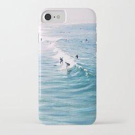 Catch A Wave iPhone Case