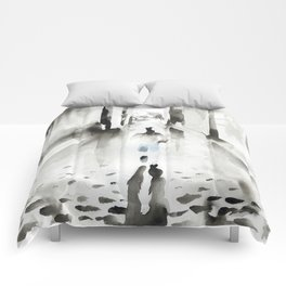 London and me Comforters