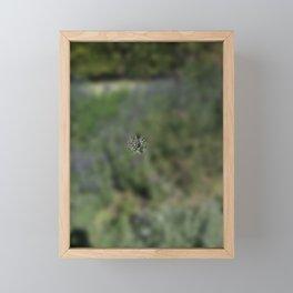 Blur Framed Mini Art Print