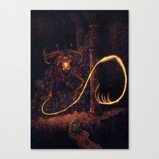 Balrog Canvas Print