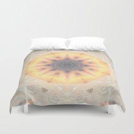 Hacienda Vistoso Mandala Abstract Design Duvet Cover