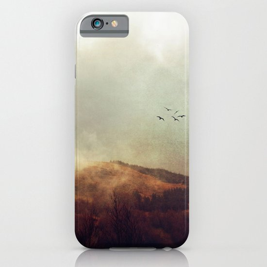 There is magic in the wild places of earth. iPhone & iPod Case