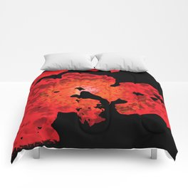 Abstraction 1 Comforters
