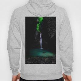 Waterfall Kozjak in all its glory Hoody