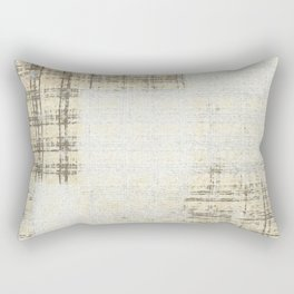 Old twill Rectangular Pillow