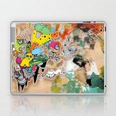 happy world Laptop & iPad Skin