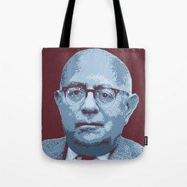 Theodor W. Adorno Tote Bag