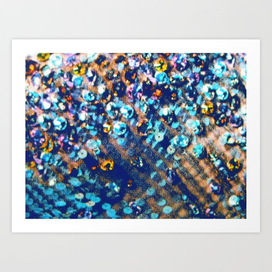 Cheerful  Art Print