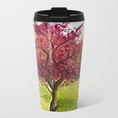A little tree Metal Travel Mug