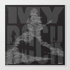 myRock Canvas Print