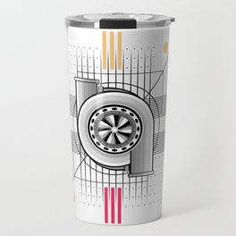 Turbo engine Travel Mug