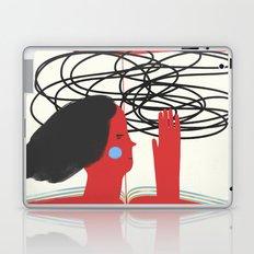 Book Dream Laptop & iPad Skin