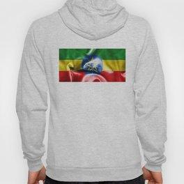 Ethiopia Flag Hoody