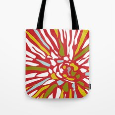 Pia - Abstract floral Tote Bag