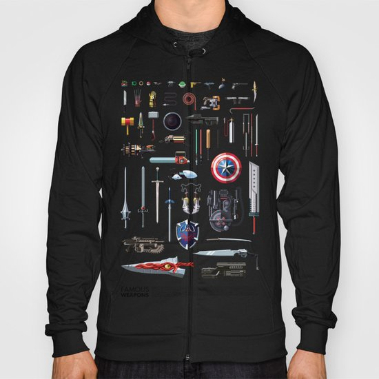 Famous Weapons Hoody