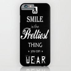 a smile Slim Case iPhone 6s
