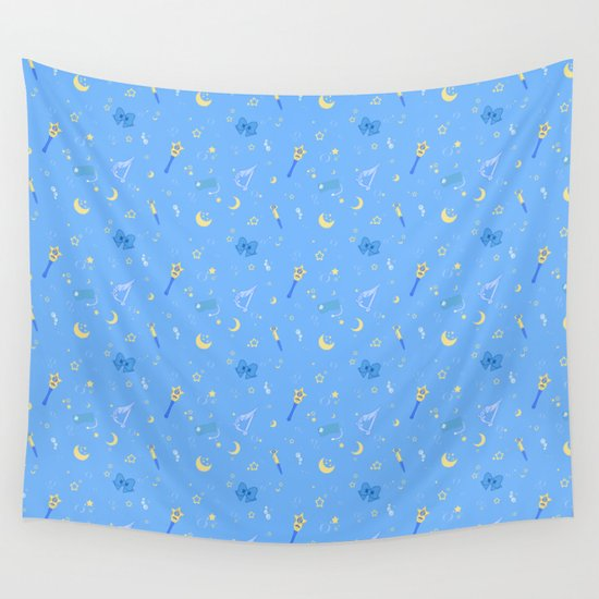 Sailor Mercury Pattern by vantastique
