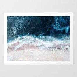 Blue Sea II Kunstdrucke