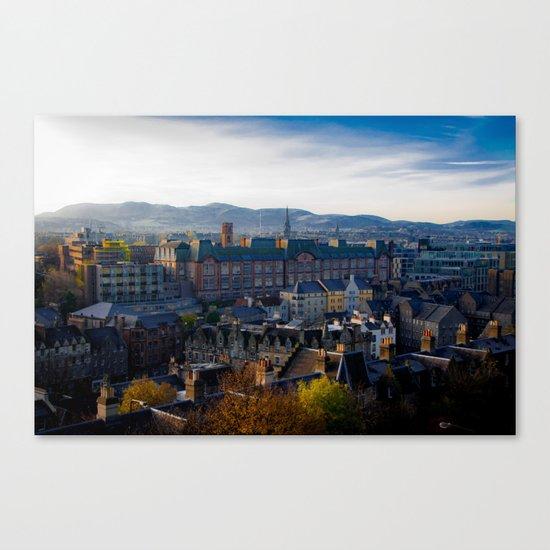 Edinburgh Sunrise by adriennepage