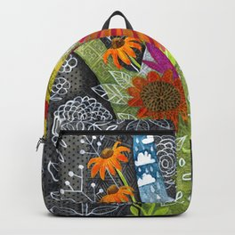growing and learning Backpack