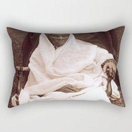 Harriet Tubman 1911 Rectangular Pillow