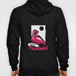 Let's flamingle Shirt funny flamingo gift Hoody
