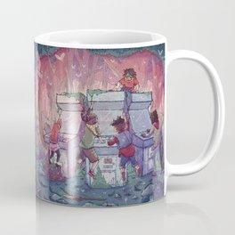 Hardcore Lady-Types: Ode to Lumberjanes Coffee Mug