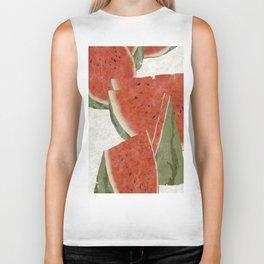 watermelon Biker Tank