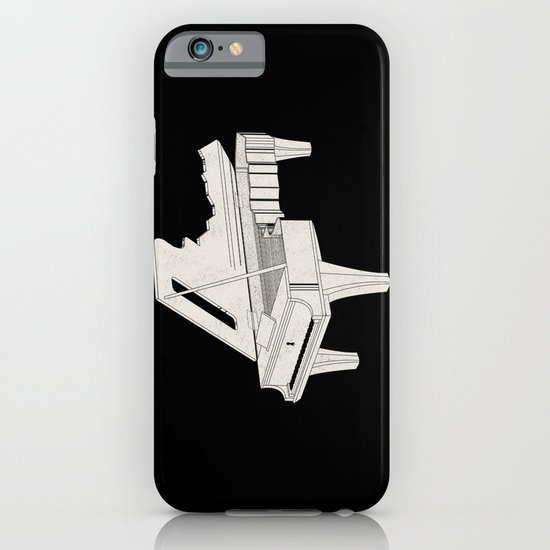 Music Is The Key. iPhone & iPod Case