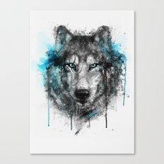 Alpha. Canvas Print