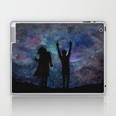 Look at the stars... (Harry Styles and Louis Tomlinson) Laptop & iPad Skin