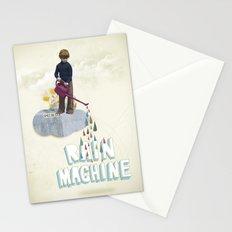 Rain Machine Stationery Cards
