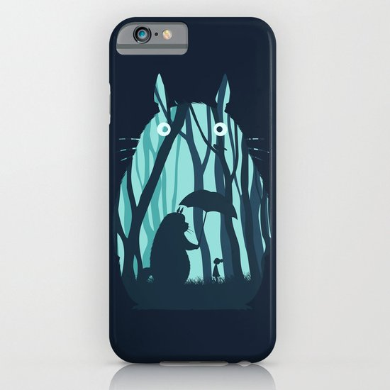 My Neighbor Totoro iPhone & iPod Case