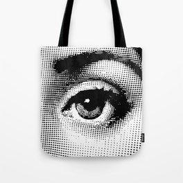 Lina Cavalieri Eye 02 Tote Bag