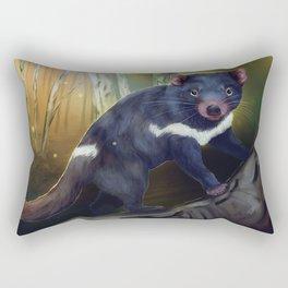 Save Me Rectangular Pillow