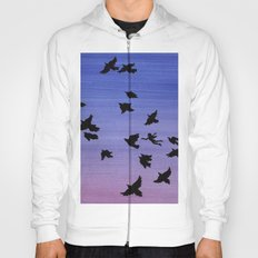 I won't apologize for being a bird Hoody