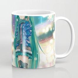 Anime Vocaloid Hatsune Miku Christmas Christmas Li Coffee Mug