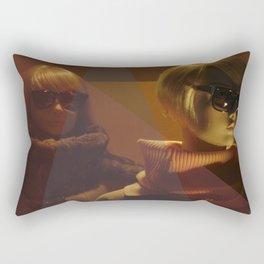 Mannequins  2 Rectangular Pillow