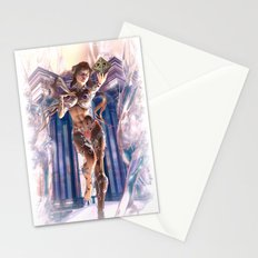 Ice Temple Queen Stationery Cards