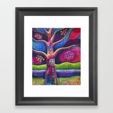 Forever and a Day Framed Art Print