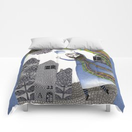 Rainbow Mine (2) Comforters